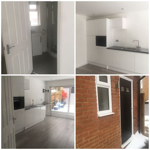 Modern Self-Contained Bedsit in Milton Keynes