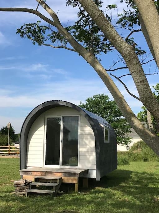 Machipongo Glamper Tiny Houses For Rent In Machipongo