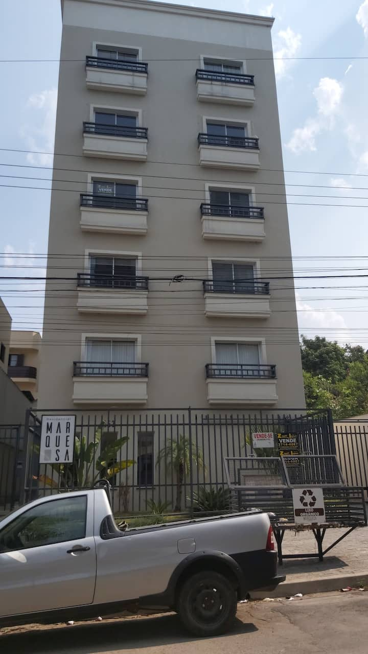 Apartamento novo sem morador