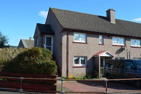 King House West - Helensburgh - Hus