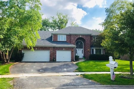 Single Room in large home in western Chicago subs.