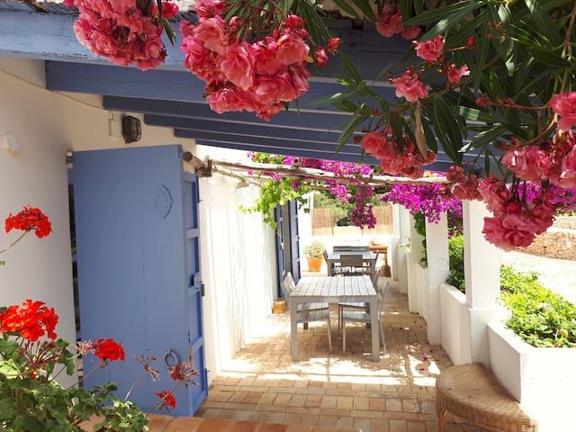 Casa La Cubana - casa típica de Formentera