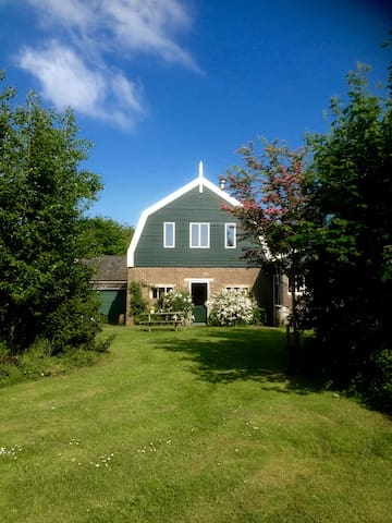 Farmhouse on the island of Texel  - Oosterend - Apartamento