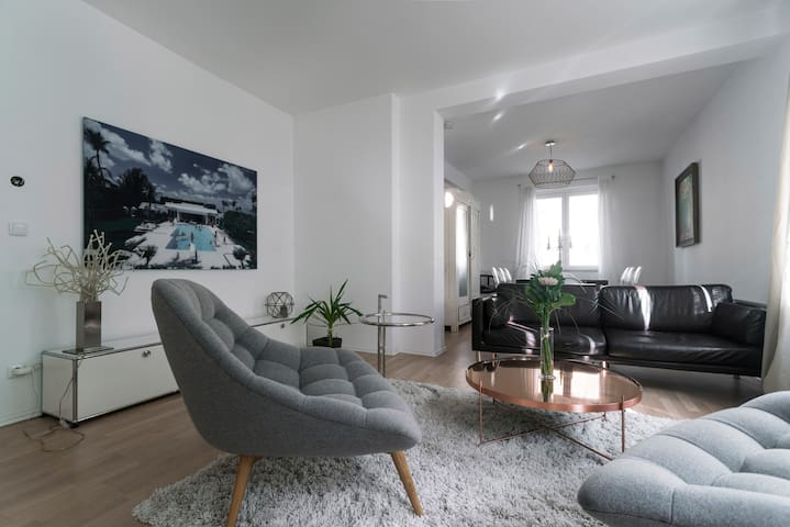 fantastic 72-sqm flat centrally located in Köln! - Kolonia - Apartament