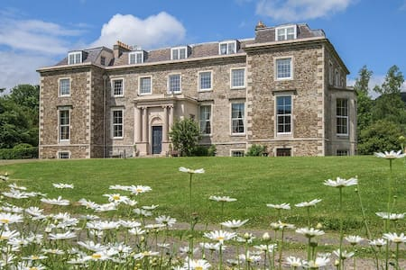 The Big Hoose, comfort , style  and space - Scottish Borders