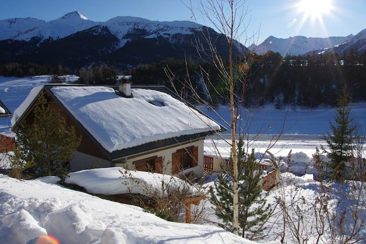 Chalet Station de ski AUSSOIS