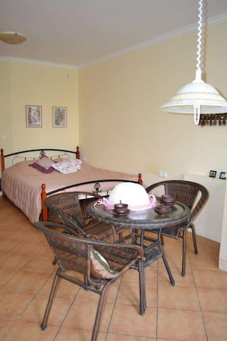 French style studio in Santa Marina - Sozopol - Apartmen