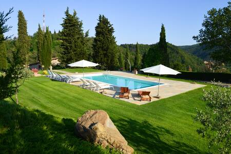Farmhouse on the hills of Chianti - Greve in Chianti - Apartment - 2