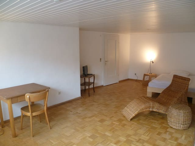 Beautiful Room in the old town - Staufen