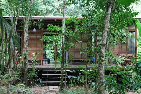 Juquehy -  House in the rainforest - São Sebastião