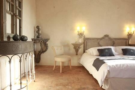 """Room with view """"SECRET DE BRUME"""" - Beaumes-de-Venise"""