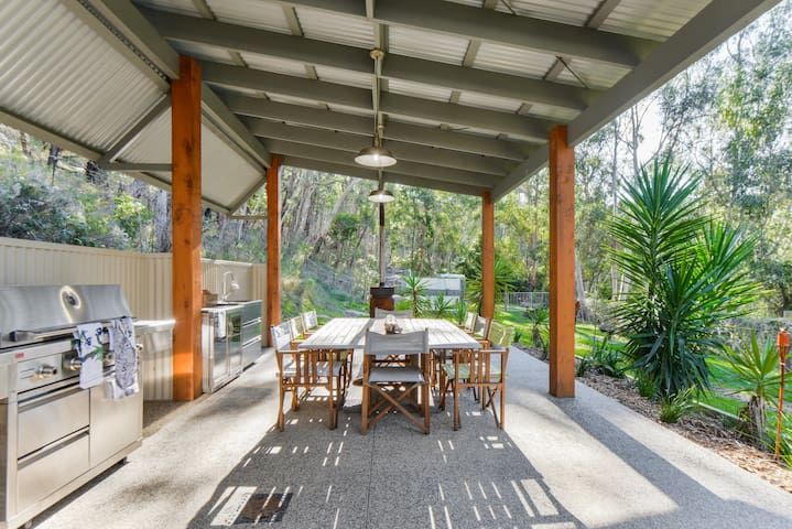 Salisbury Hill: Escape to a Secluded Hillside Home