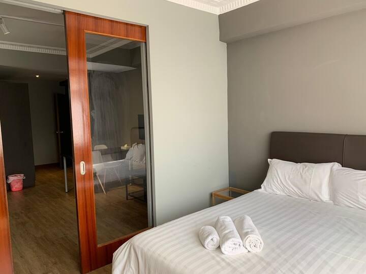 1 Bedroom Apartment near Orchard (400 sqft)