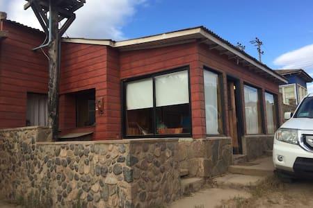 Acogedora casa en Maitencillo - Maitencillo - Casa