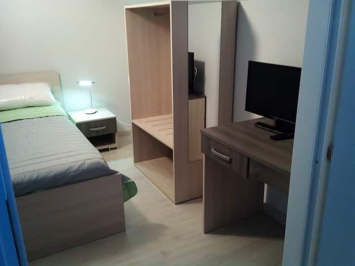 Accogliente camera singola
