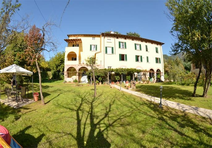 TENUTA IL PONTE VISCONTE - Ponte a Moriano - Apartamento