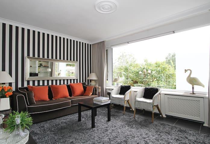 Warm ingerichte volledige woning  - Santpoort-Noord - Casa