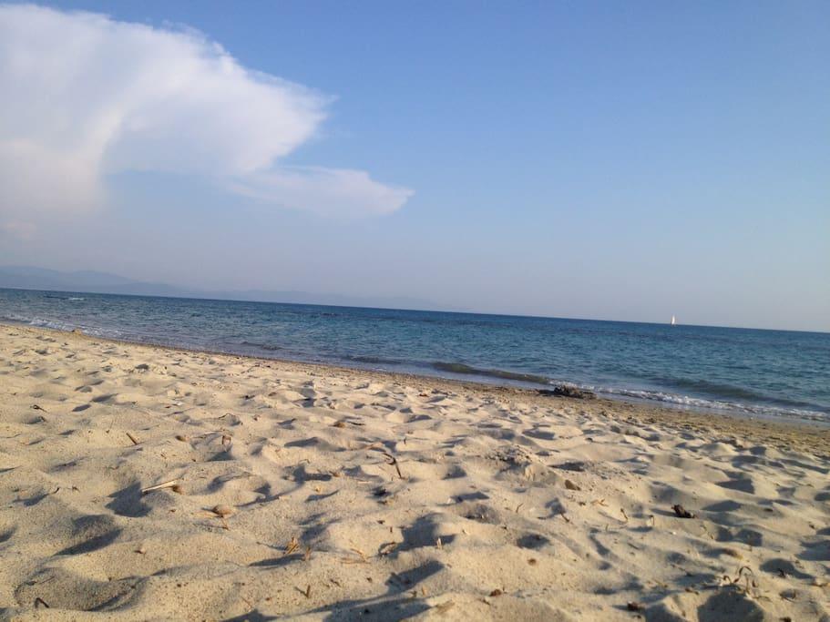 Spiaggia di Carbonifera