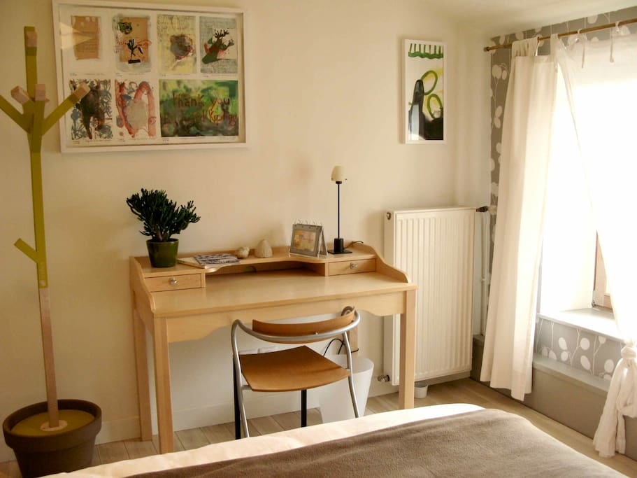 chambres d 39 h tes nancy nord 1 bed breakfasts te huur. Black Bedroom Furniture Sets. Home Design Ideas