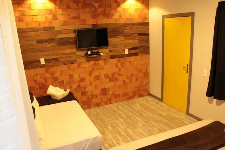 Pousada Makani- Apartamento