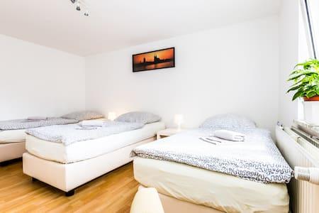38 Apartamento para vacaciones Colonia Weidenpesch - Keulen - Appartement