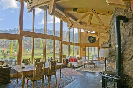 Gorgeous Boutique Ranch - Snowmass - Ház