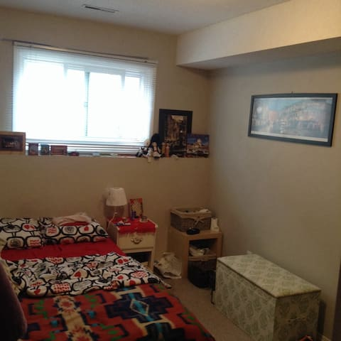 Urgent Room Calgary Appartment - Calgary - Apartamento