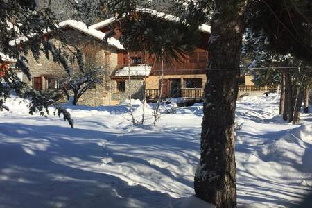 Ceillac : Randos - ski Alpin et fonds 12 P