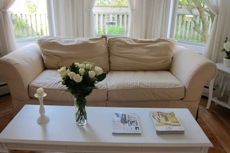 Truro room 30 minutes driving from Halifax Airport - Truro - Hus
