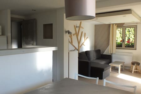Appt 4 pers dans chalet individuel - Wohnung