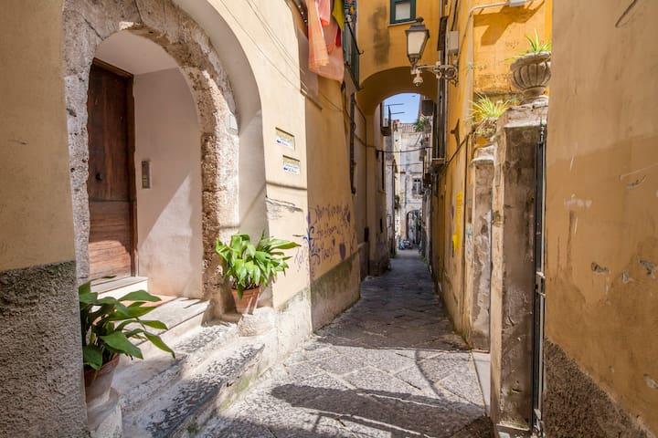 Salerno - Entre Amalfi et Paestum