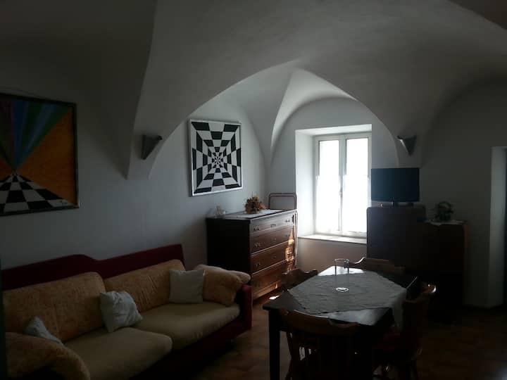 Trentino apt4 vista Dolomiti