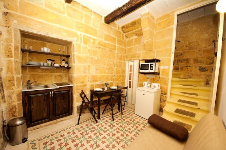 Upper Barrakka Valletta apartment