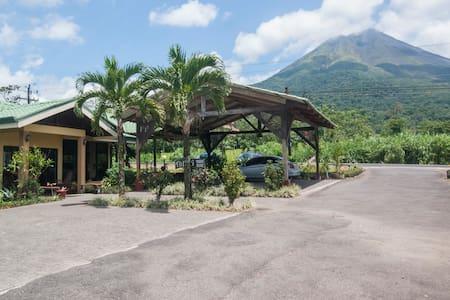 Room frente al Volcan Arenal !!! - La Fortuna - Wikt i opierunek