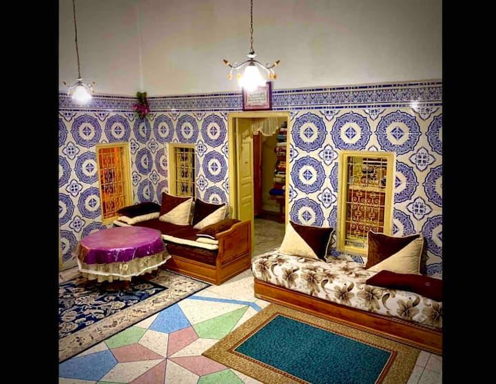 Le petit Riad salam (amazigh sensation)