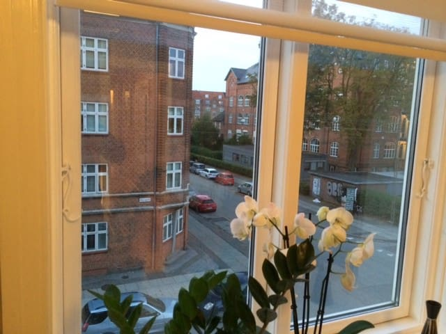 Cosy room in quiet location - Aarhus - Apartemen