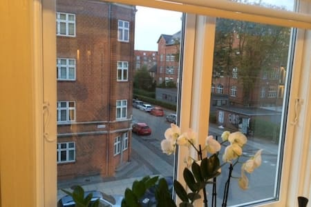 Cosy, quiet room - central location - Aarhus