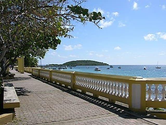 Guayacan Oceanfront Apartment