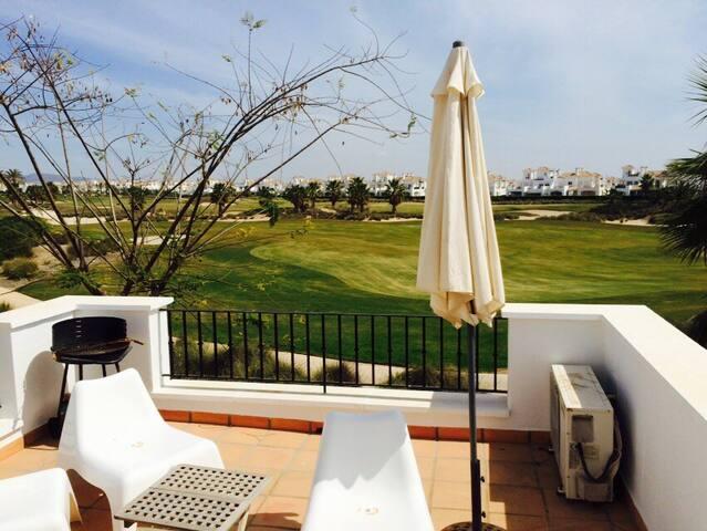 Habitación doble con dos camas en estupendo resort - Torre-Pacheco - Huis