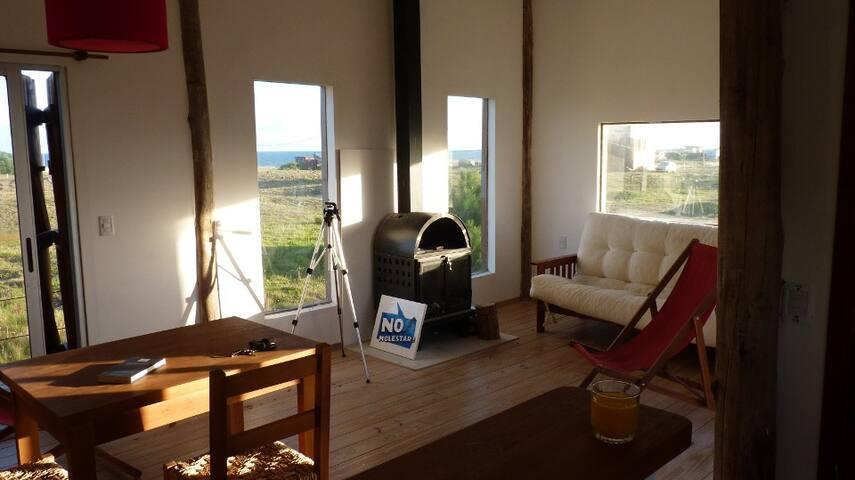 Cerca del mar con las mejores vistas - Punta Rubia - House