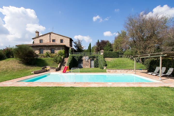 Amazing Country House with pool - Terni - Villa