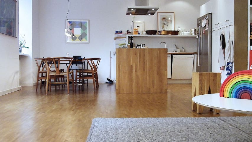 Modern family flat - Viktualienmark