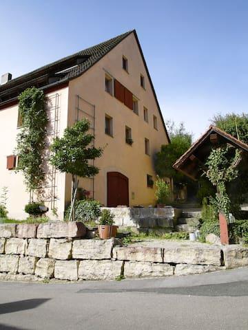 Ferienwohnung Hopfenscheune - Reichenschwand - Pis
