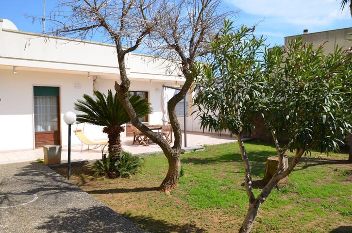 Villa Tiziana a pochi minuti da Torre San Giovanni - Ugento - Villa