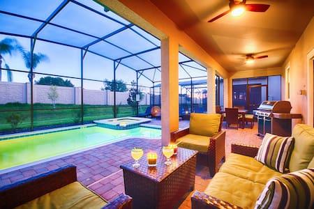Luxury Champions Gate Villa - Davenport - Villa