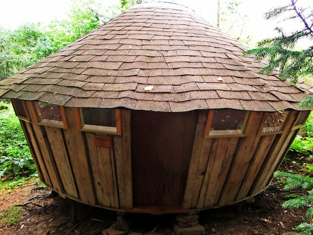 Rustic Yurt - Chuguchak - Circleville
