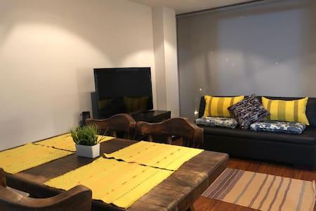 Apartamento Chapinero Alto. Buena vista.