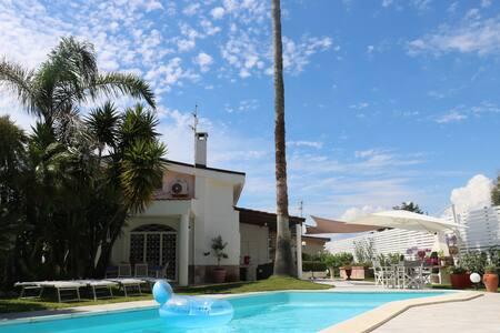 Villa with pool  - Edri Beach House Salerno
