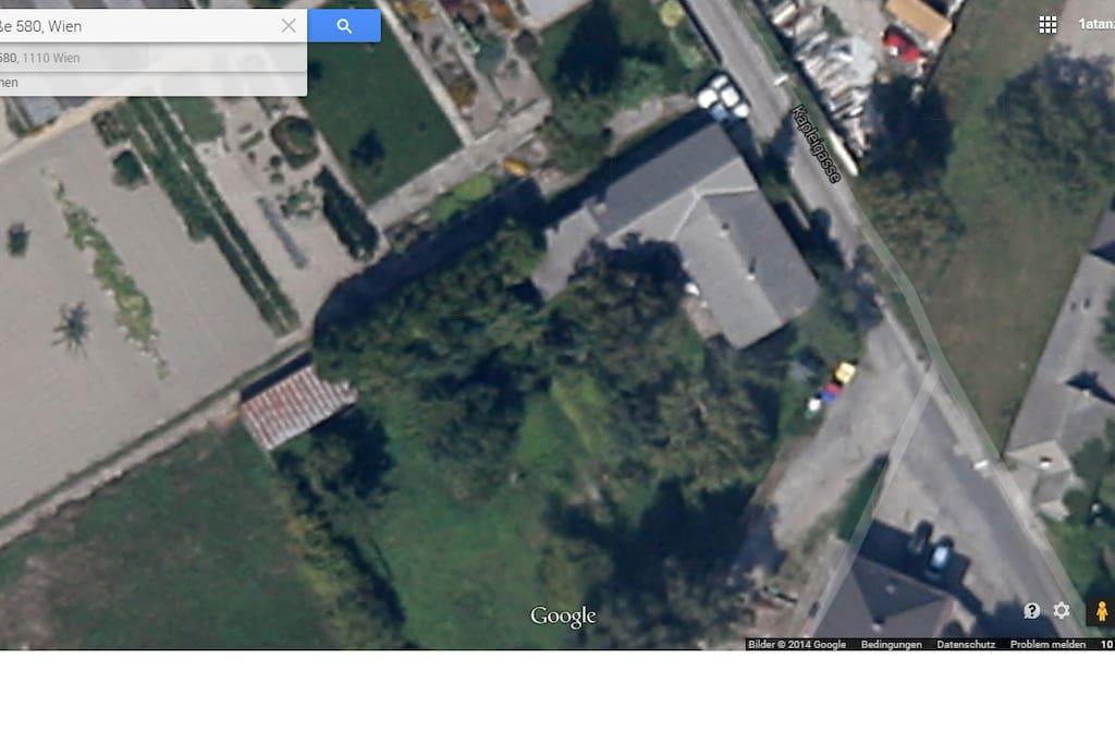 Wildpretstr. 580 - Luftbild