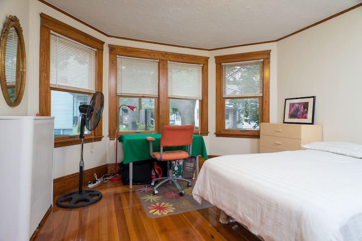 Sunny spacious Room 3  - Cambridge - Cambridge - Appartement